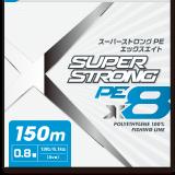 スーパーストロング PE x8 150m