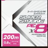 スーパーストロング PE x8 200m